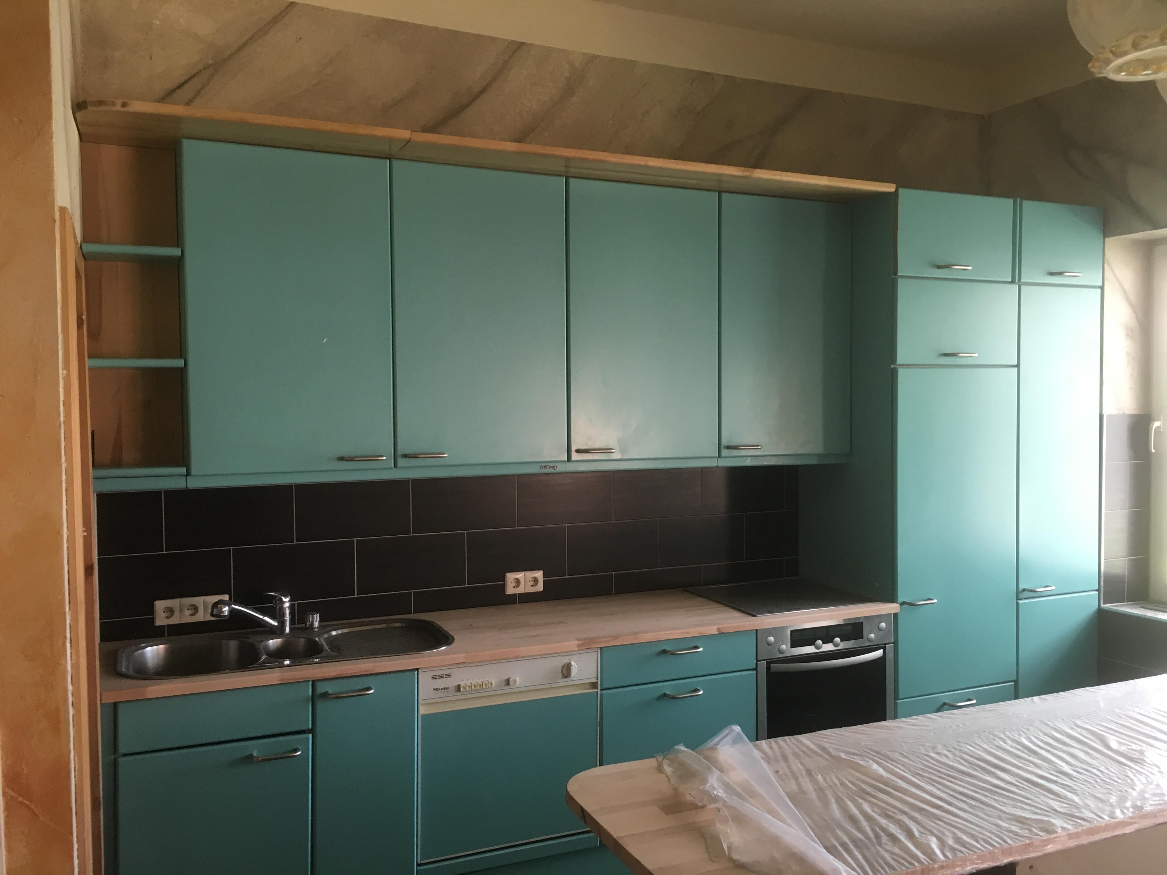 Backhaus-Küche nachher